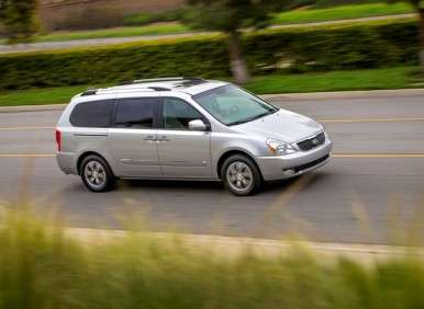 Minivan Revival: 2014 Kia Sedona Headed to Dealerships