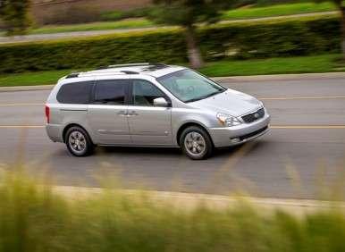 Minivan Revival: 2014 Kia Sedona Headed to Dealerships