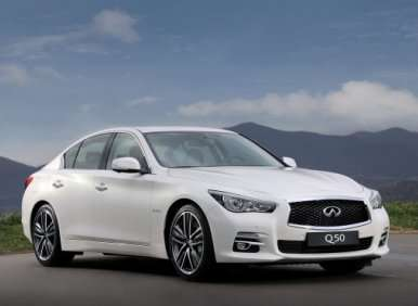 10 Things You Need To Know About The 2014 Infiniti Q50