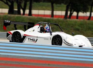 Toyota Prepares Another Run At Pikes Peak With The TMG EV P002