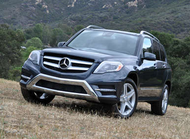 2013 Mercedes-Benz GLK250 BlueTec First Drive