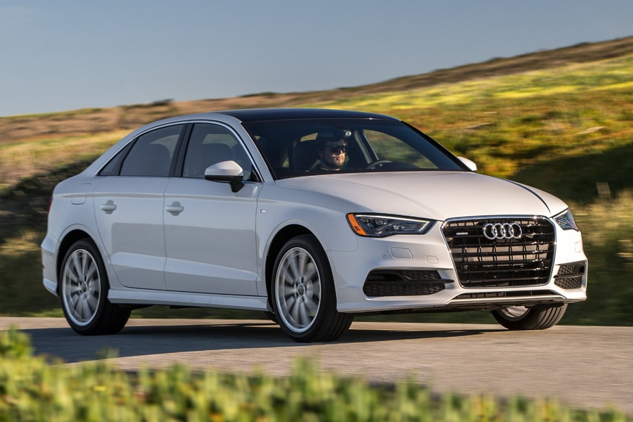 2015-Audi-A3-front-34-driving-white