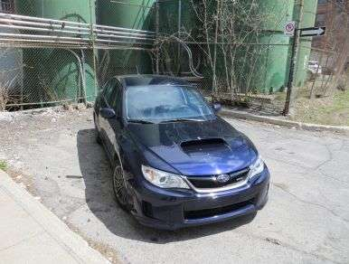 Road Test and Review - 2013 Subaru Impreza WRX