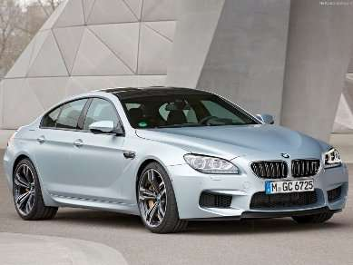 2014 BMW M6 Coupe Is This Year's MotoGP Qualifying Prize