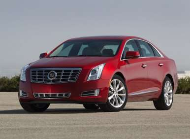 Twin-Turbo V6 Brings 410 HP to 2014 Cadillac XTS