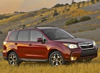 IIHS: 2014 Subaru Forester, 2013 Mitsubishi Outlander Sport Earn '+' Honors