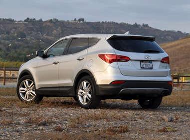 2013 Hyundai Santa Fe Sport Road Test And Review