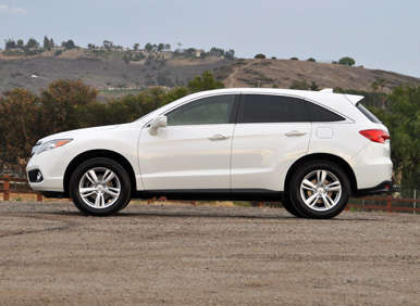 2013 Acura RDX Road Test and Review | Autobytel.com