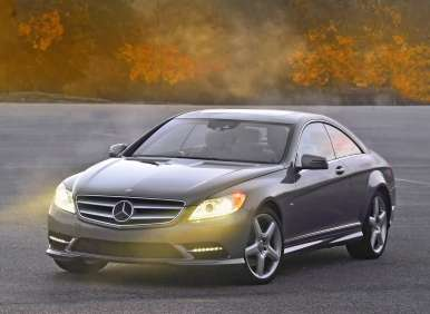 2013 Mercedes-Benz CL550 4MATIC Road Test & Review
