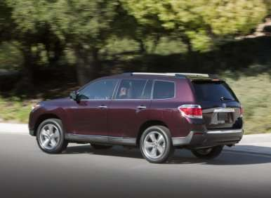 10 Best 7 Passenger SUVs