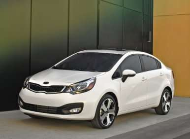2013 Kia Rio Road Test & Review