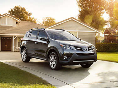 10 Things You Need To Know About The 2013 Toyota RAV4