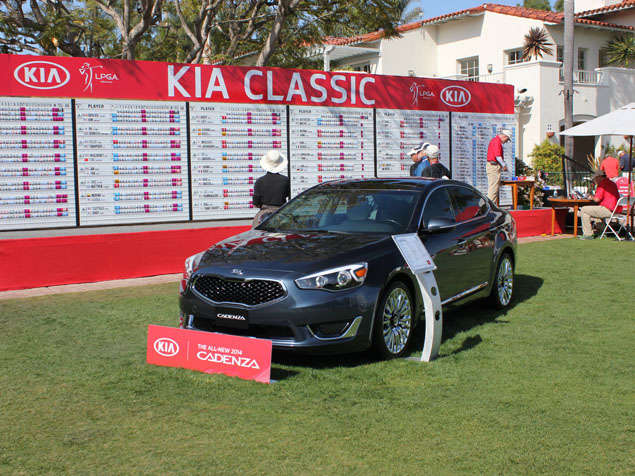 A Look at New Luxury: Kia K9 Quoris Photos