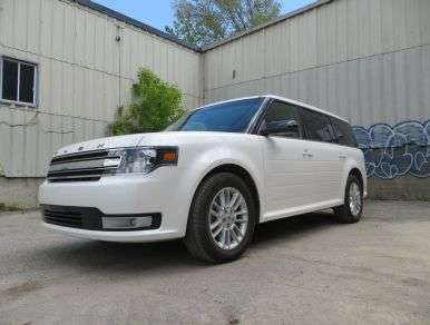 2013 Ford Flex SEL Crossover Road Test and Review
