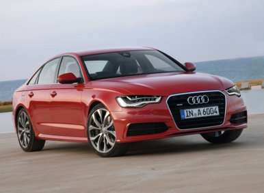 2013 Audi A6 Luxury Sedan Road Test & Review