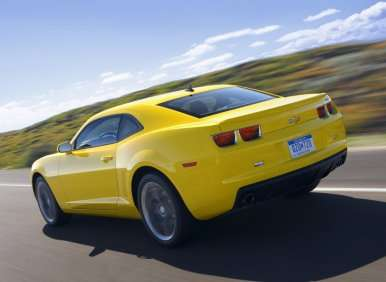 2013 Chevy Camaro Will Benefit from Turbo