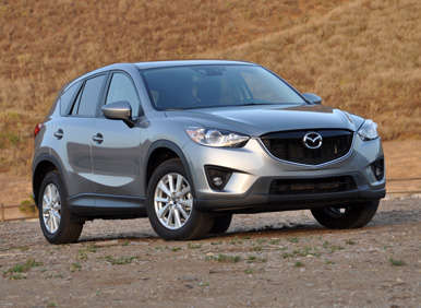 2014 Mazda CX-5 Quick Spin: Crossover SUV Review