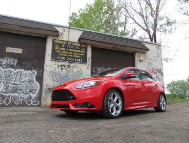 Road Test and Review - 2013 Ford Focus ST