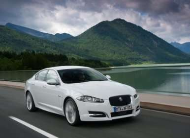 Jaguar on 2013 Jaguar Xf Supercharged Road Test   Review   Autobytel Com