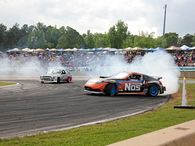 2013 Formula Drift Round 2 Atlanta in Photos