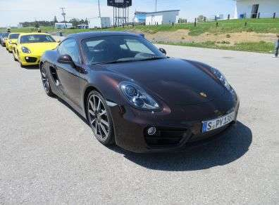 2014 Porsche Cayman Sports Car Quick Spin