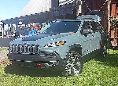 All-new 2014 Jeep Cherokee Set to Debut at $22,995