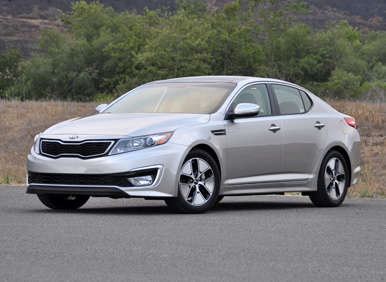 Kia Optima 2013 Black 2013 Kia Optima Hybrid Delivers Enhanced Efficiency | Black Models ...