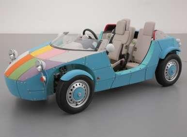 Toyota Unveils The Camatte57s Concept
