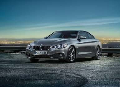 Meet the 2014 BMW 4 Series Coupe