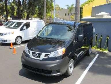 2014 Nissan NV200 Cargo Van First Drive