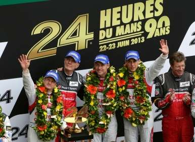 Millennium Force: Audi Captures Fourth Straight Le Mans Title