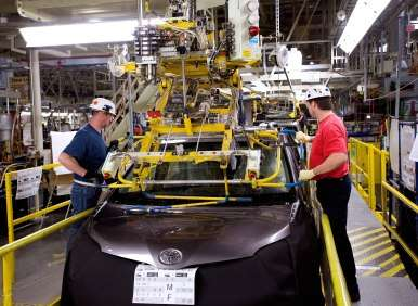 Toyota Invests $200 Million Into Their Southern Plants