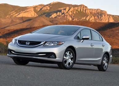 2013 Honda Civic Hybrid Quick Spin Review