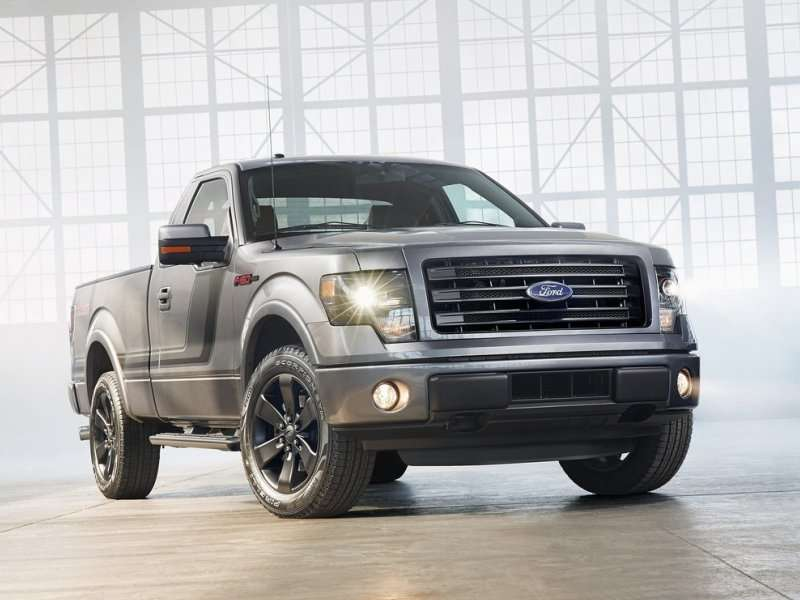 Ford Unveils The 2014 F-150 Tremor