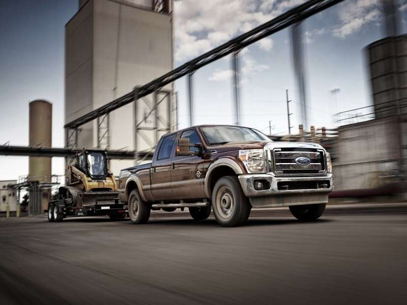 June Auto Sales: Trucks, Trucks, and Trucks Fuel Ford