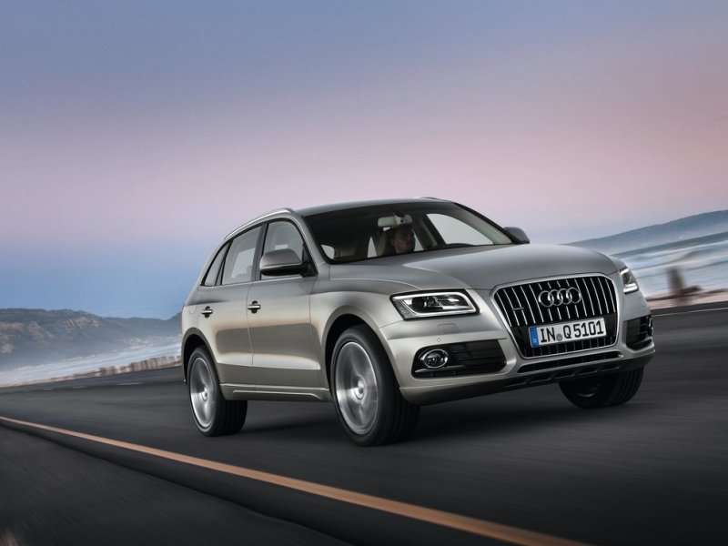 June Auto Sales: Audi
