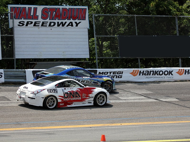 "Formula Drift Round 4 New Jersey ""The Gauntlet"" in Photos"