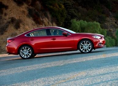 2014 Mazda Mazda6: 40 MPG for under $32,000