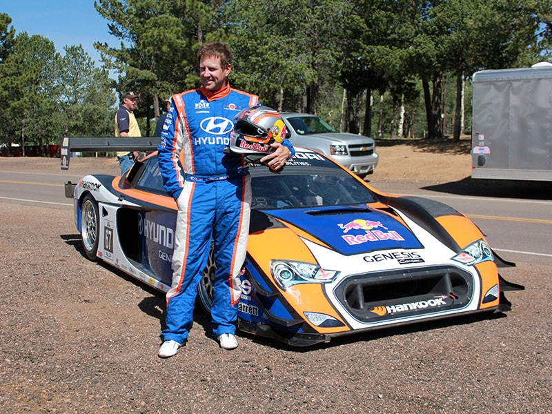 2013 Pikes Peak International Hill Climb in Photos