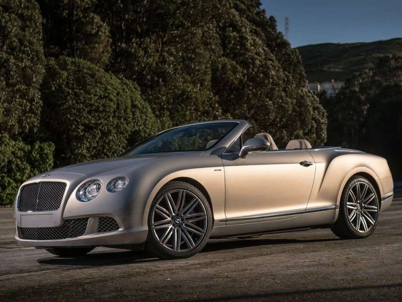 Bentley Sales Spurred to 9 Percent Growth in First Half of 2013