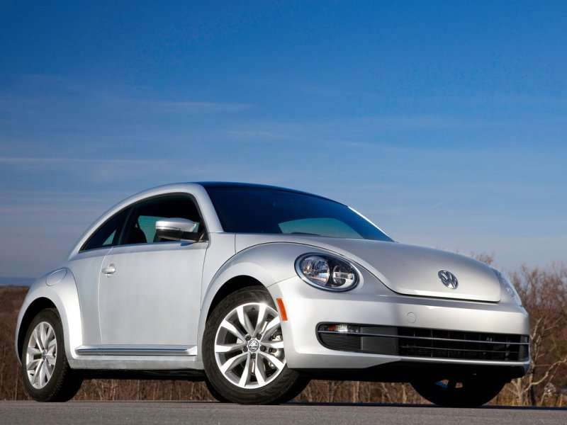 GSR Model, New Turbo Among Changes to 2014 VW Beetle