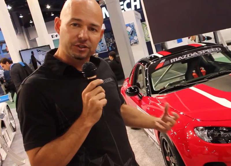 Dwell on Design: Interview with Derek Jenkins, Mazda Design Chief