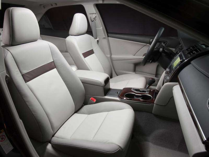 2013 Toyota Camry Road Test Review