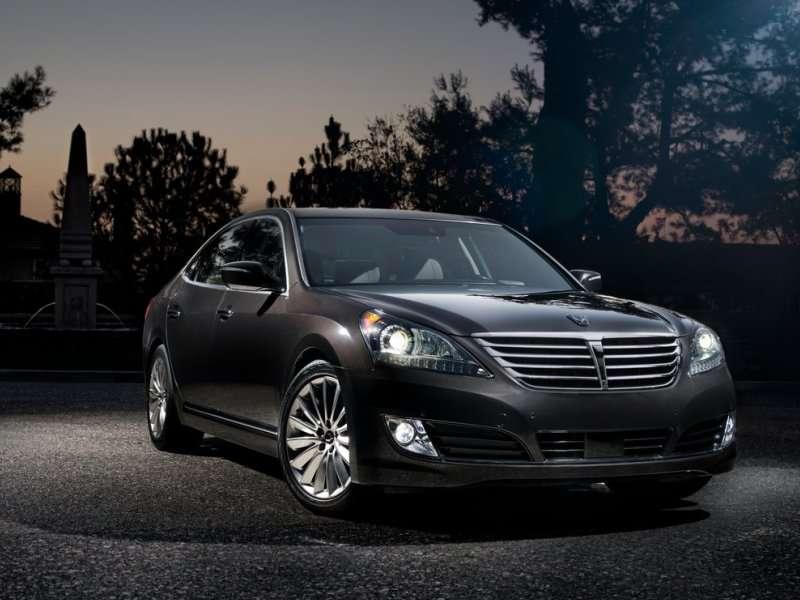 First Drive: 2014 Hyundai Equus