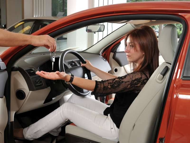 New Car Sales Boosted By Leases