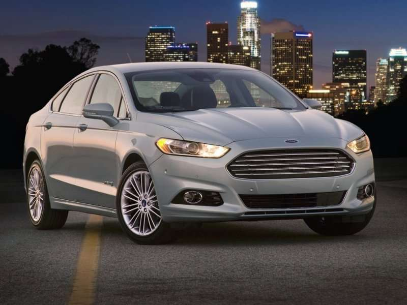 Ford Announces Updates For Their Hybrid Lineup