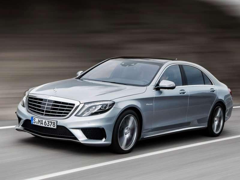 2014 Mercedes-Benz S-Class Gets AMG Treatment