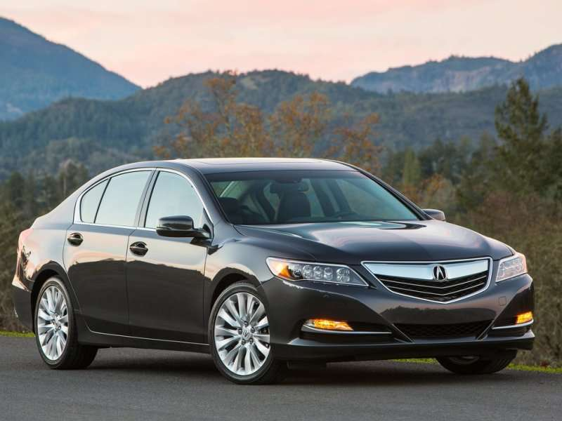 2014 Acura RLX Road Test & Review | Autobytel.com