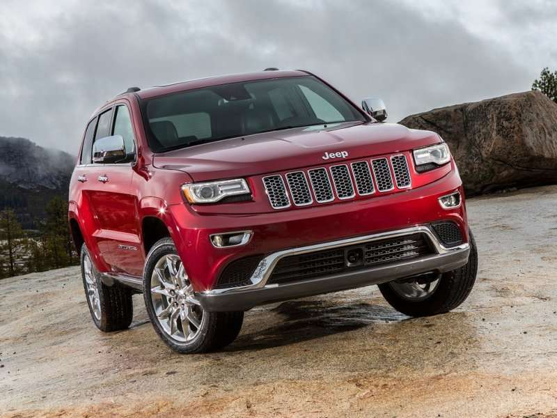 2014 jeep grand cherokee road test review. Cars Review. Best American Auto & Cars Review