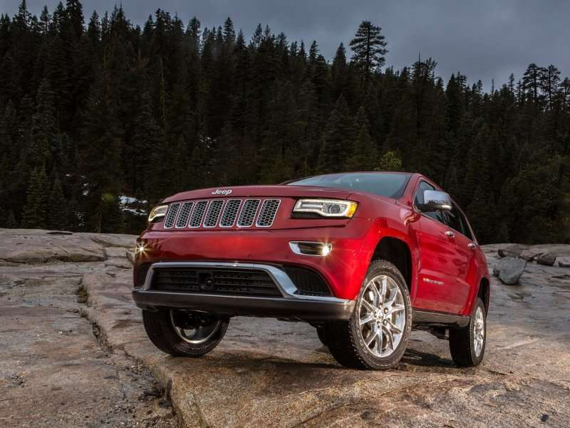 2014 jeep grand cherokee road test review. Black Bedroom Furniture Sets. Home Design Ideas